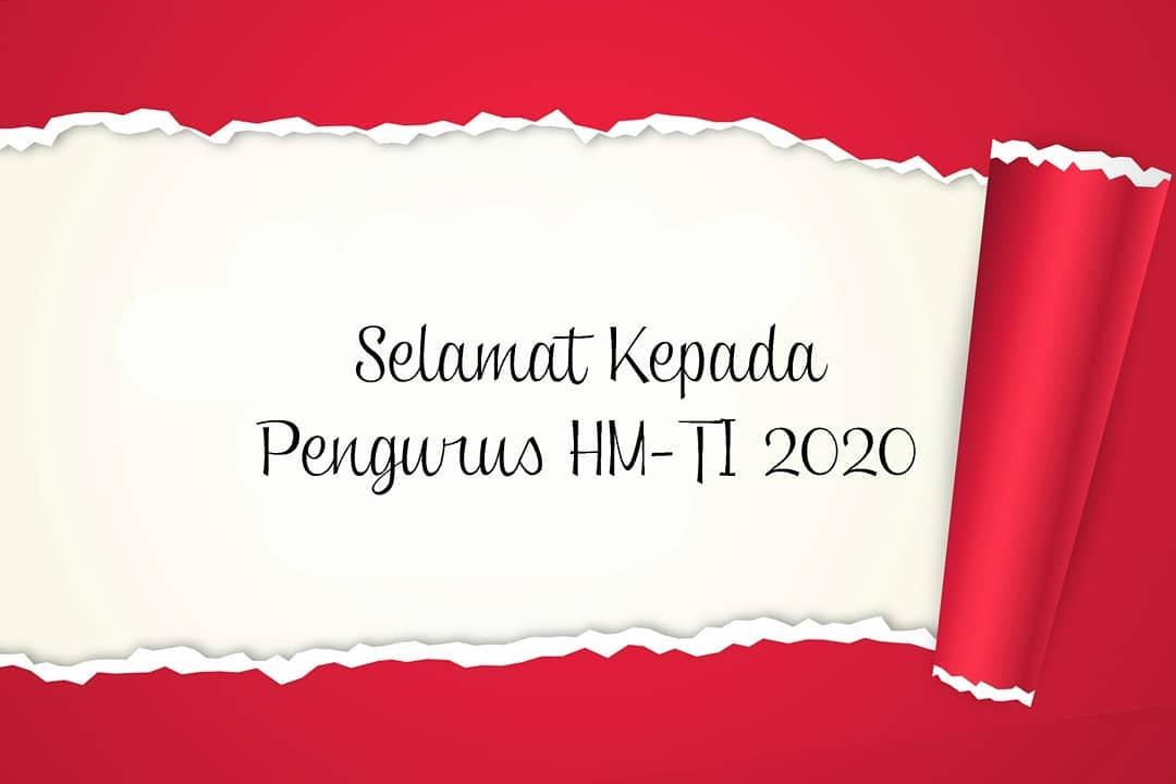 Ormawa HMTI resmi dilantik 9 Januari 2020