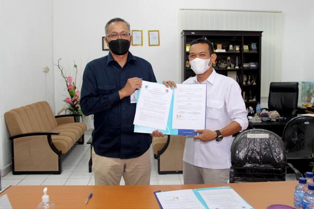 Polbeng sepakat tandatangan MoU dengan BBPSDM Kominfo Medan